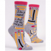 I'm a Nerd (And not the cool kind!) Women's Crew Socks
